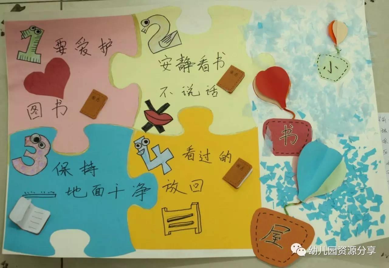 幼儿园区域活动规则设计 一