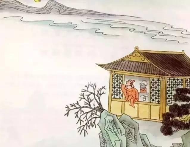 教育 正文  比如,贾岛的《寻隐者不遇》,一下子就懂什么叫林深云密了.