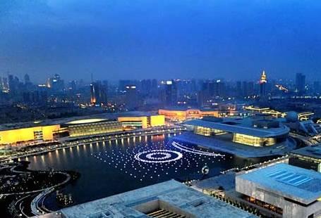 天津中心商务区发布促进商业发展二十条政策措施图片