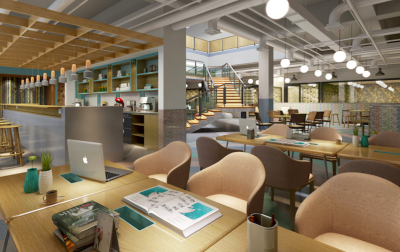 36氪首发|氪空间获IDG过亿元新融资:将推4.0版空间,巩固「互联网创新人群」办公空间服务战略