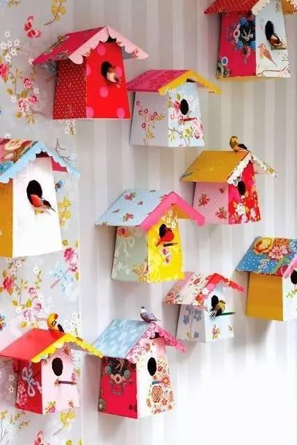 手工篇 快递纸盒的百样手工制作图片