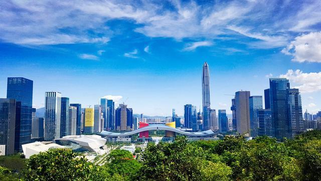 深圳GDP超越了香港_深圳GDP超香港,今年再无争议