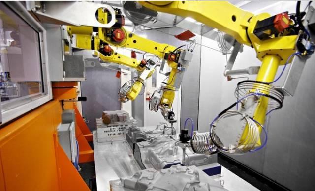 6V直流蜗轮蜗杆减速电机,五方面详解:工业机器人结构、驱动及技术