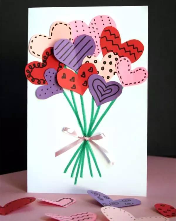 『七彩童画』教师节的多种卡片创意,送给老师最用心的
