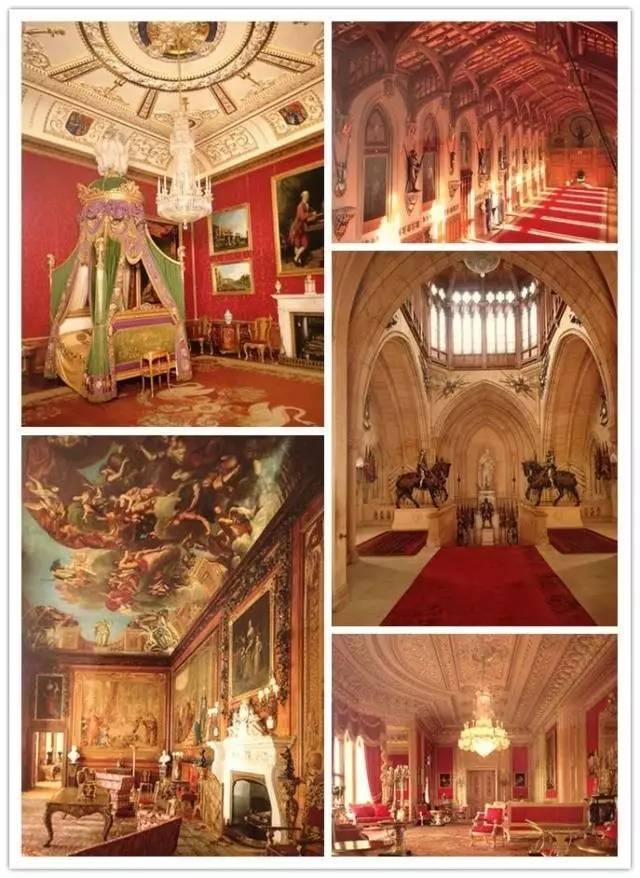 雍容的王室,精致的生活|探秘英国皇室宫殿