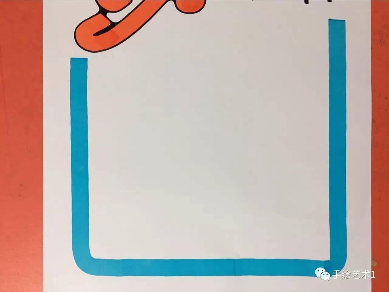 【手绘pop教程分解】复杂海报内容简单做,这就是简洁海报的重点