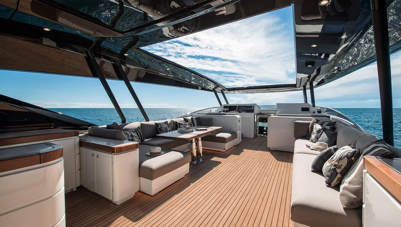蒙地卡罗游艇MCY 96将于2017戛纳游艇节全球首发