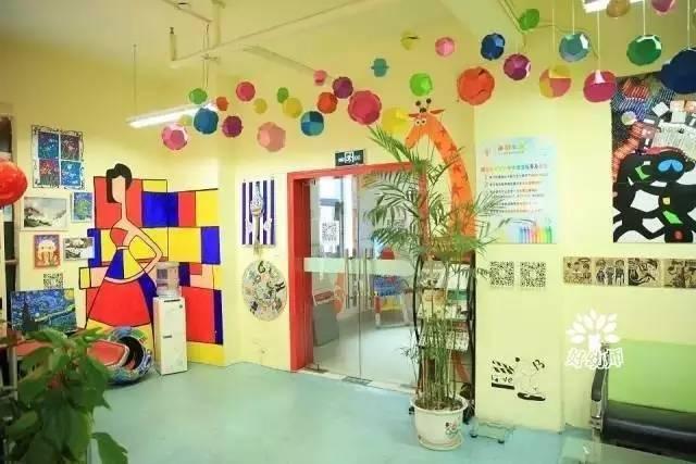 主题墙 吊饰 开学环创图片