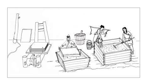 中国古代四大发明中的指南针,造纸术,印刷术均诞生于此,道学发源于此