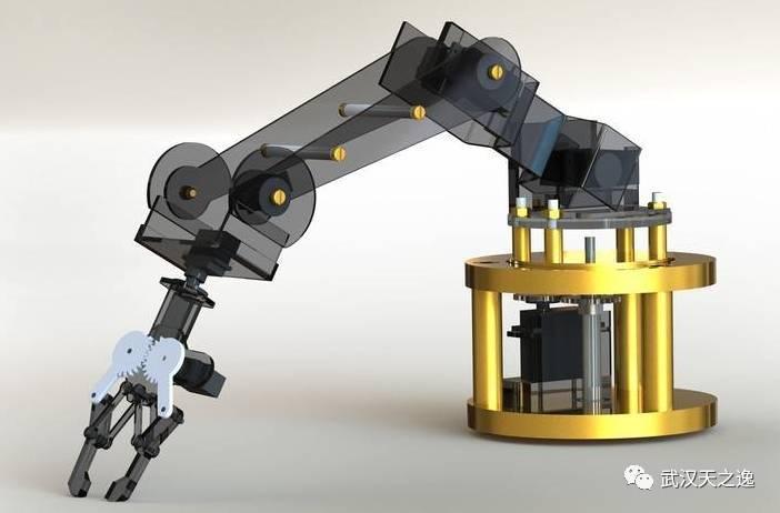 一是汽车行业机器人应用主要集中在精度要求低的点焊,弧焊,喷涂,搬运图片
