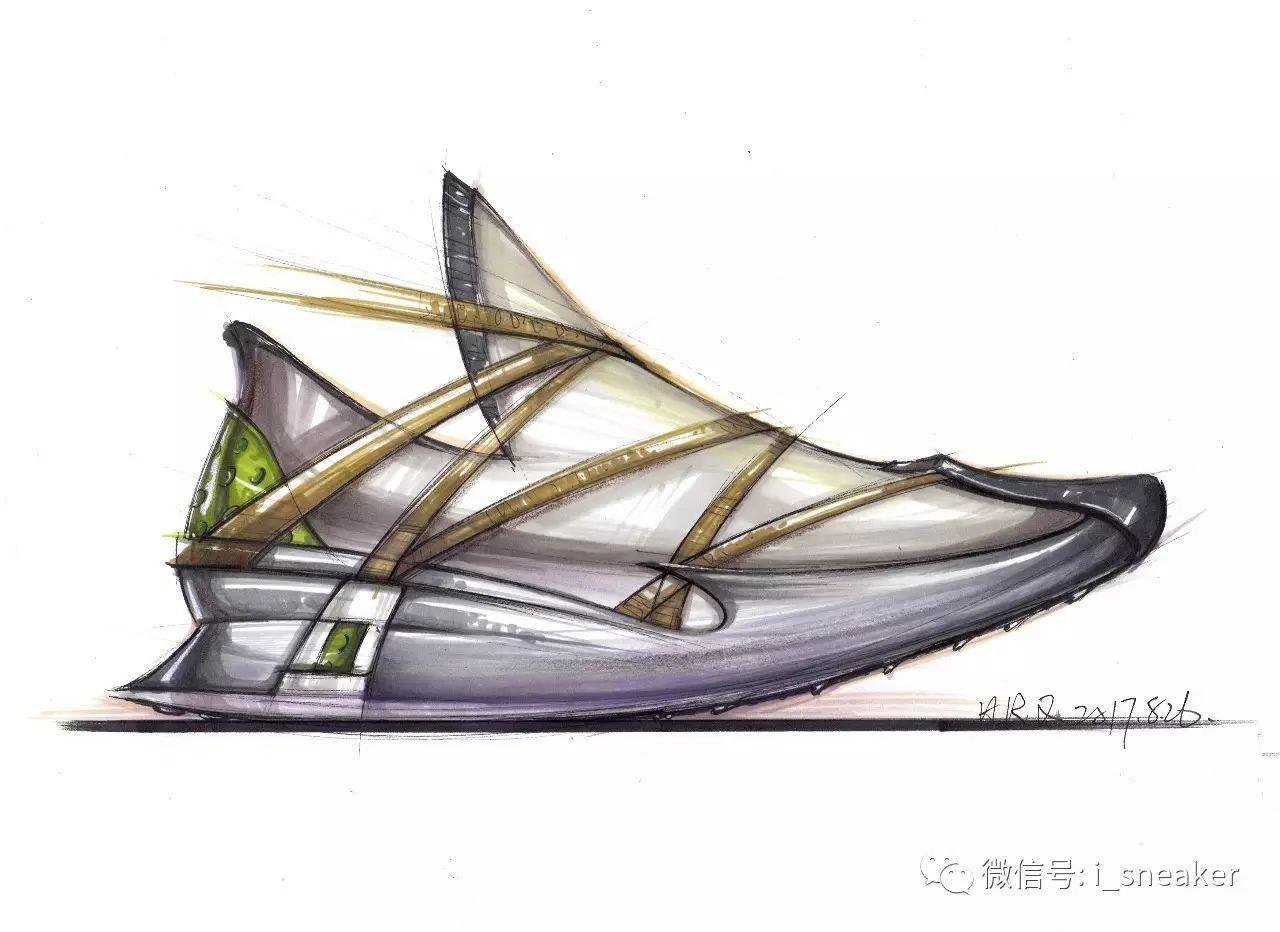 来稿| 三基设学员何润沁马克笔手绘作品分享