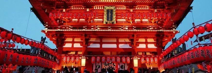2017日本全国秋季祭典精选,掀桌奉上!