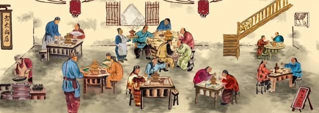 有老北京火锅,内蒙肥羊火锅,肥牛火锅,羊蝎子火锅,满族火锅等等,基本