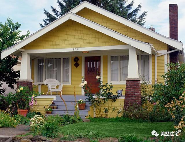 她凡事亲力亲为,经过一年半的时间她终于打造好了这栋农家小别墅,她梦