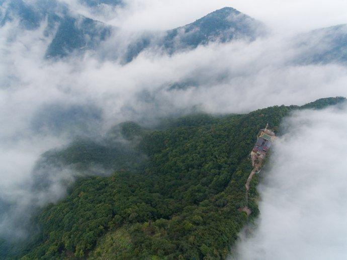 秋季散心解压的绝佳好去处,来云台山再好不过了 - 千帆远澋 - 千帆远澋