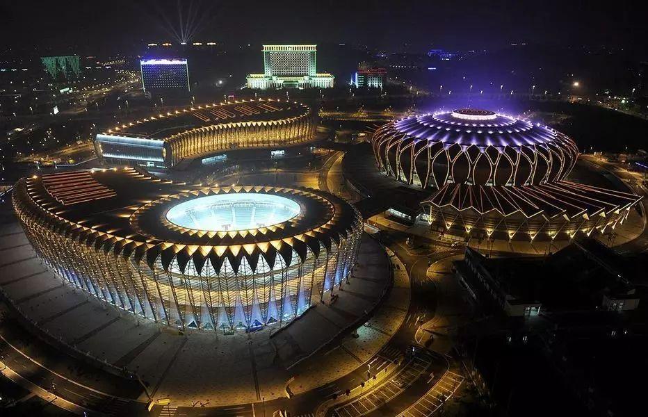 天津全运会顺利闭幕,2021年陕西欢迎您