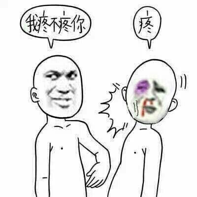 面部五官简笔画不同表情