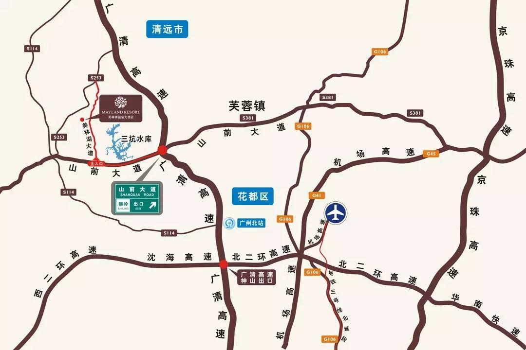广东省广州市花都区山前旅游大道西168号