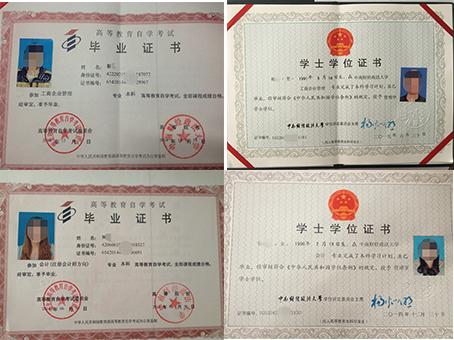 自考本科报名条件_中南财经政法大学自考本科(专升本)报名条件