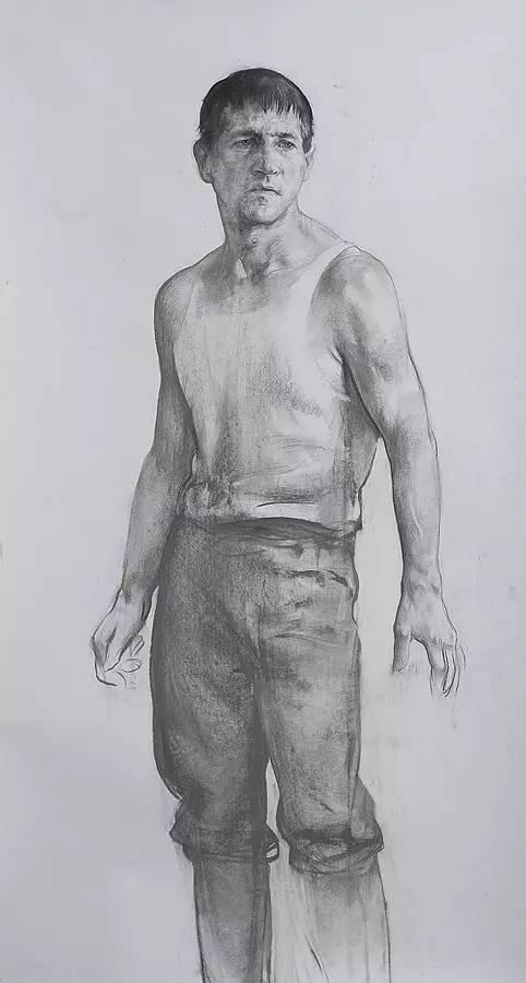 [转载]Николай Блохин 艺术家中的绘画天才 (上)