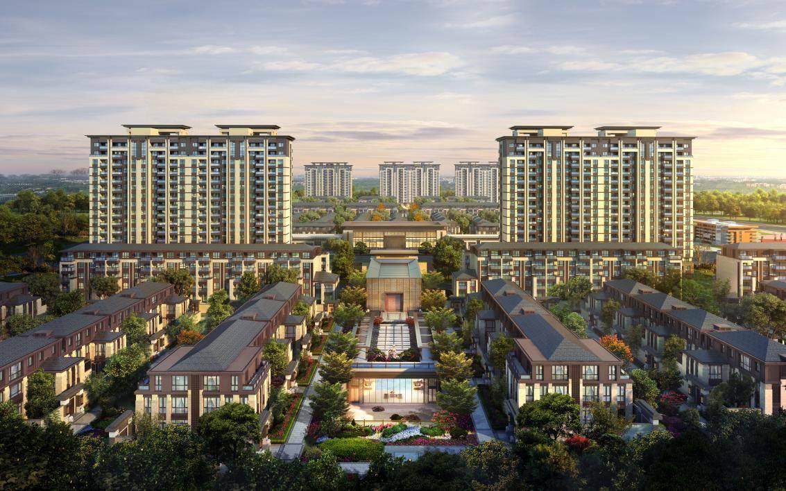 正文  规划约42万方的上海大城小院,落址于离上海市区最近的长兴岛,与