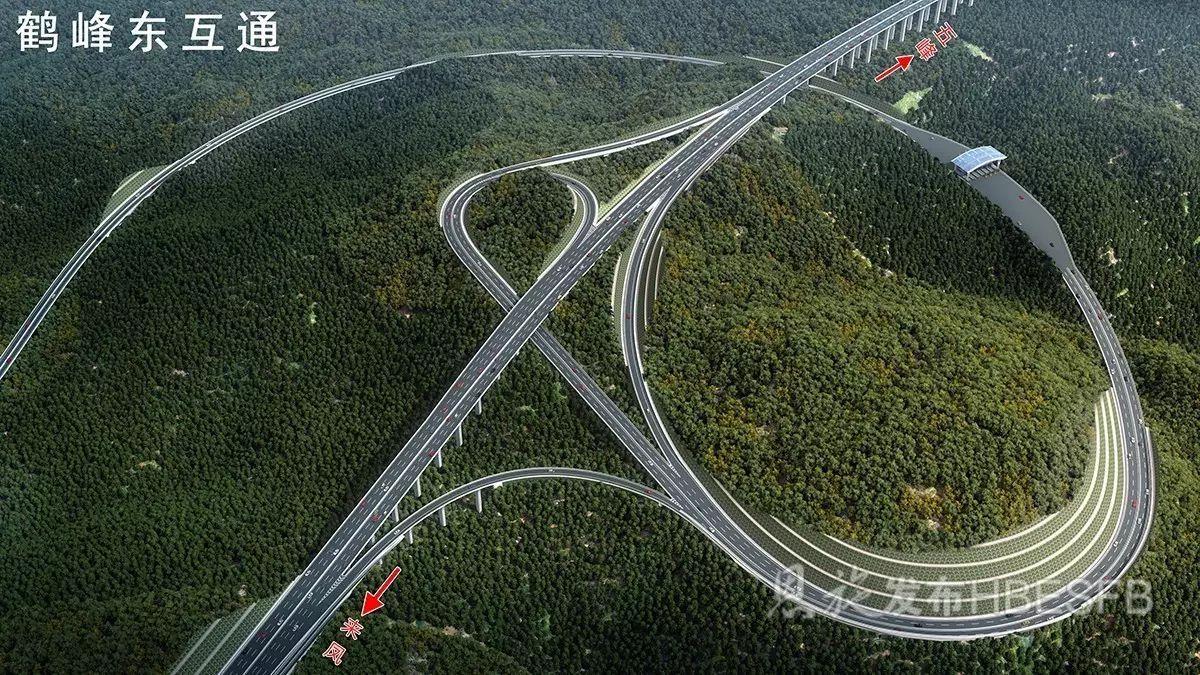 鹤峰高速公路建设重大进展!今天正式开工,2021年直通宜昌