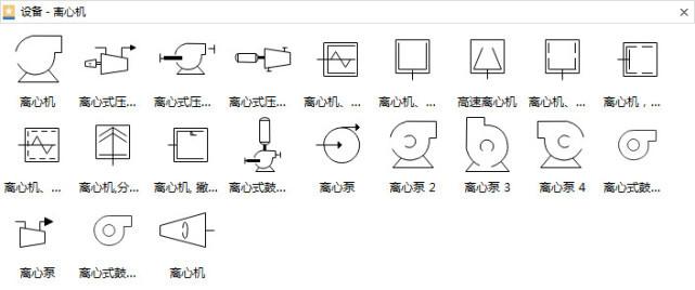 常用管道仪表流程图符号大全,你要的都在这了!