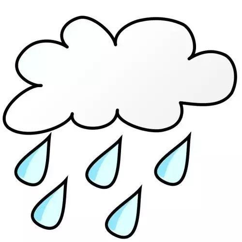 有一波雨水在路上,请注意查收