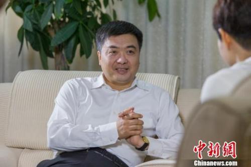雄安新区党工委书记陈刚:绝不搞土地财政和形象工程