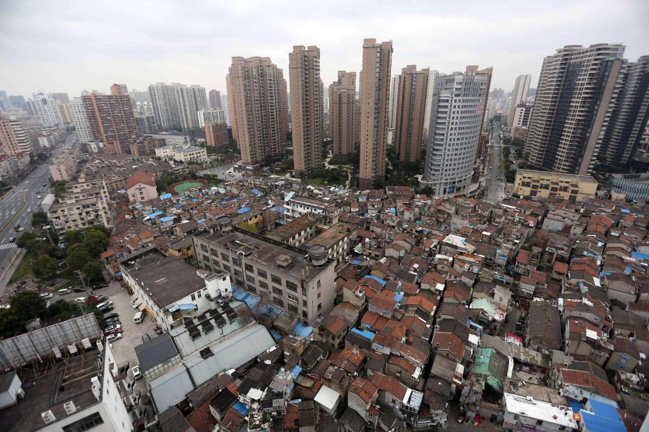 上海人均住房_上海保障性住房