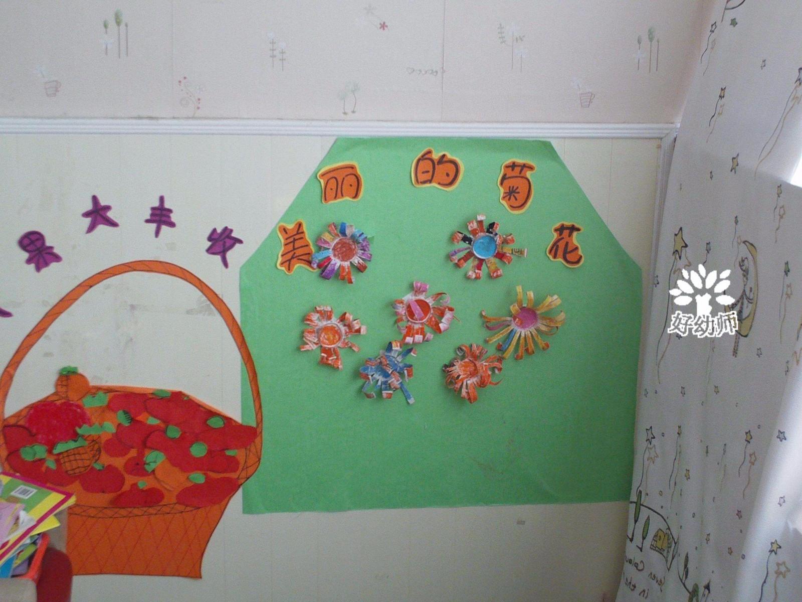 开学季老师必备的62张秋季主题墙!独特创意!美上天际!图片