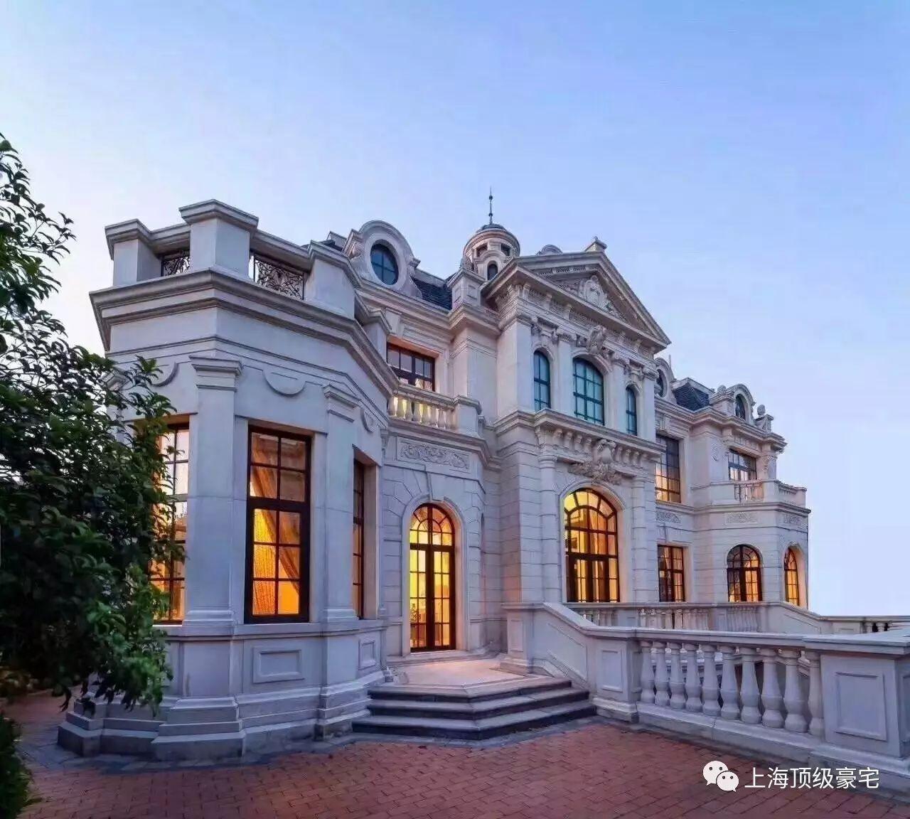 城堡别墅丨建筑面积654㎡ ~1230㎡丨总价3900万-1.3亿