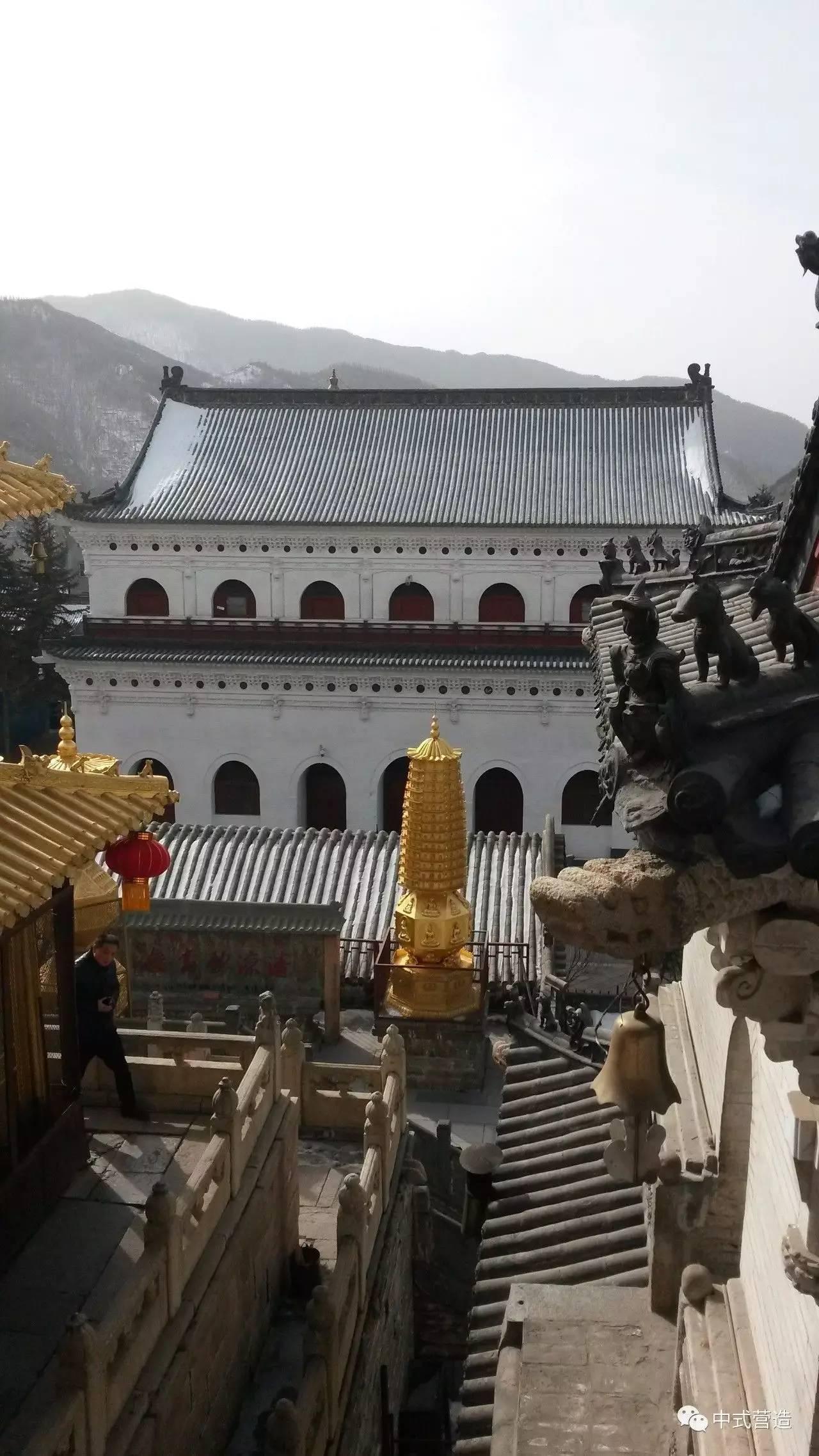 中式营造丨中国古建筑大家族中的-无梁殿