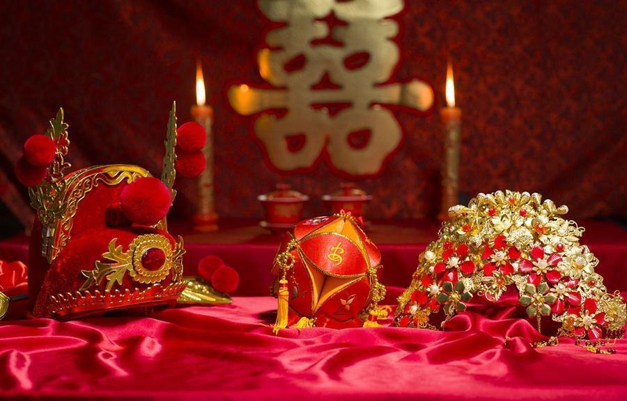 三书六礼,十里红妆,看古代女子出嫁究竟有多风光
