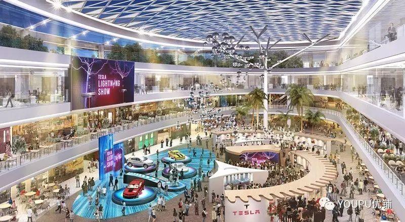 汇华国际娱乐平�_part 3 特色创新 近5000㎡的超大共享空间集商务,社交,娱乐等多功能
