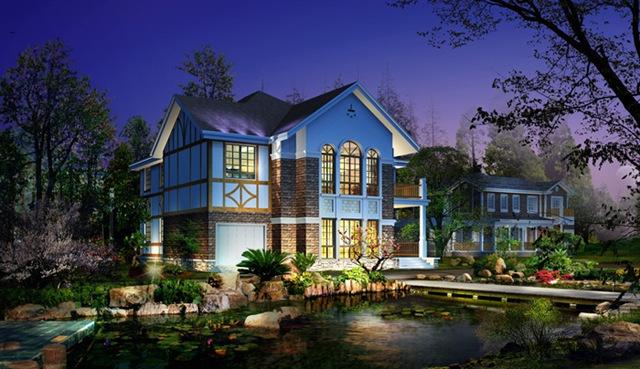 分享20款不同风格的别墅图片,希望可以帮到想要建房子的房友