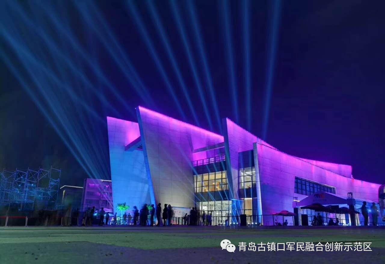 潮引东方 风行海上 | 中国(青岛)国际海洋时尚节开幕