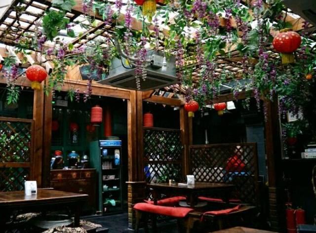 李家大院食府菜单_隐藏在北京胡同深处的四合院餐厅美味来袭,千万别错过!