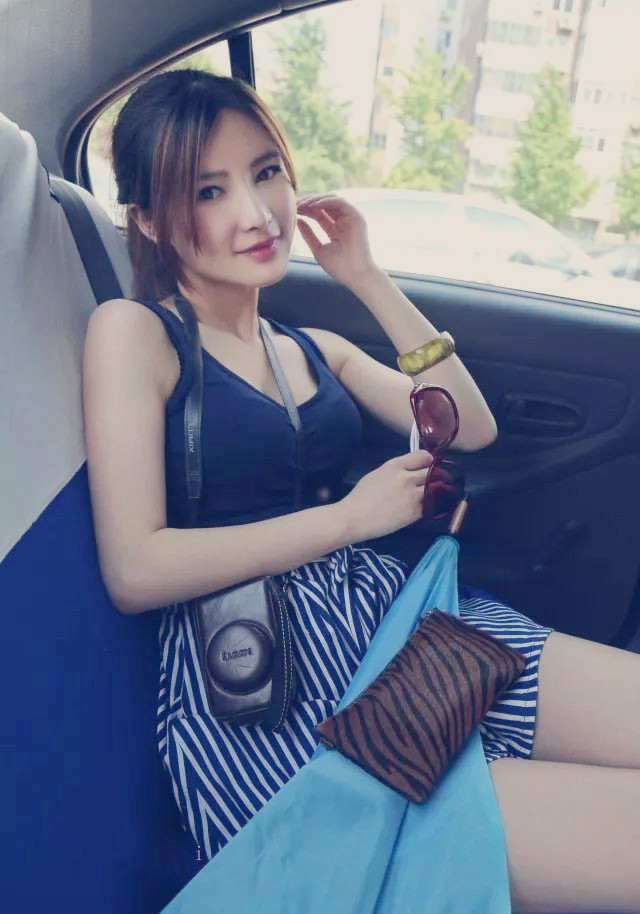 【绝色美女】超S型身材 | 朱韵淇