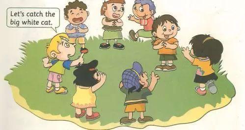 游戏篇:常用英语课前幼儿v常用游戏15个怎么英语用小学生说图片