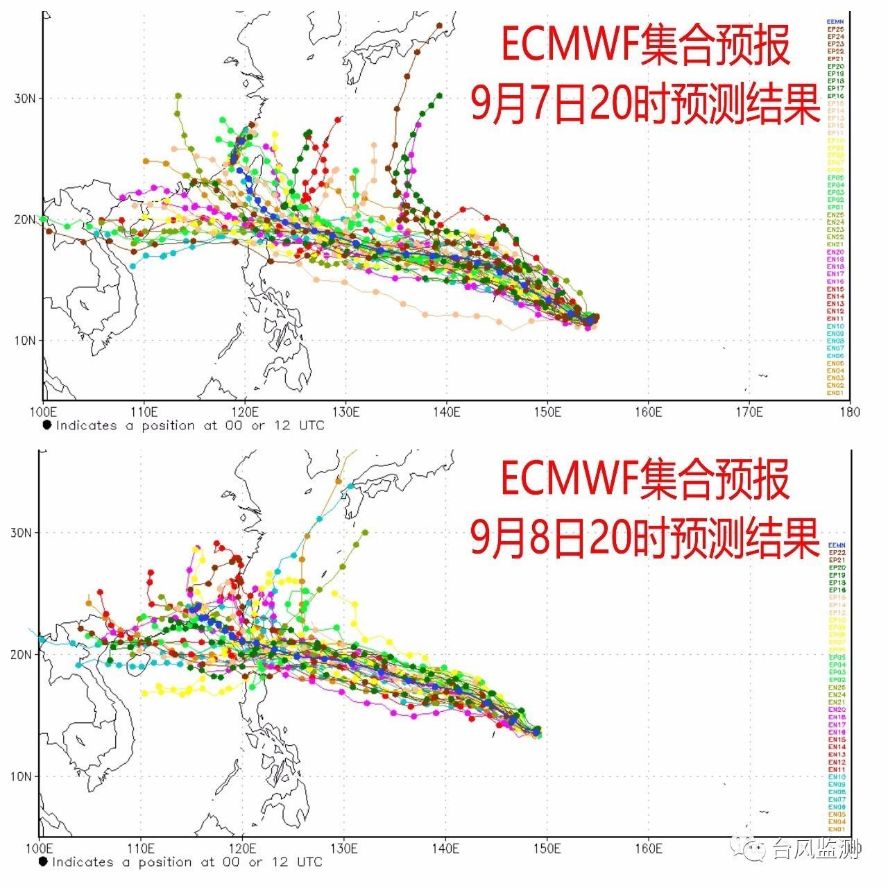 秋台风来袭 94W已加强为热带低压,第18号台风呼之欲出