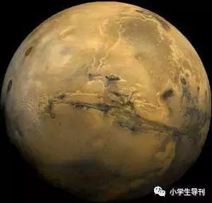 没有保湿,火星的出现比地球早30多亿年