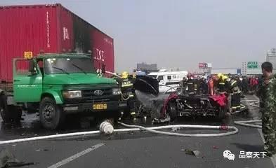 陕西车祸惨案后,全国有车一族都在补课,此视频将挽救千万人的生命!