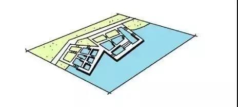 快题加油站 | 快题设计滨水空间竟然有这么多设计手法