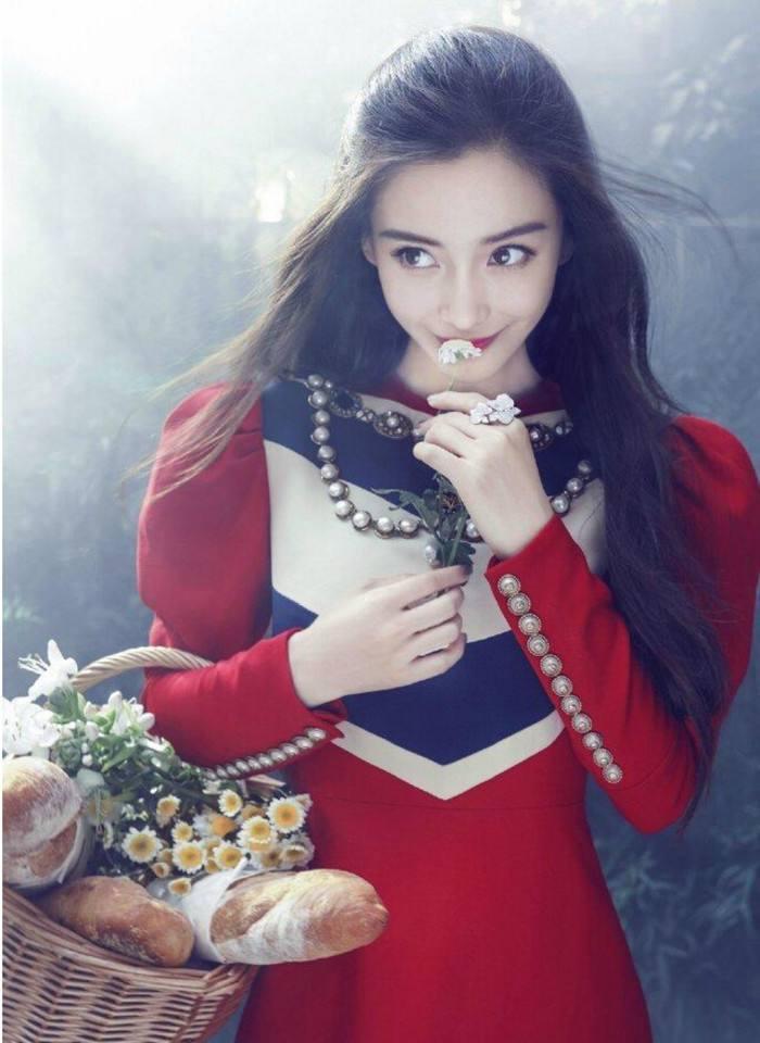 0后女星代表,赵丽颖杨颖,天蝎座最有魅力