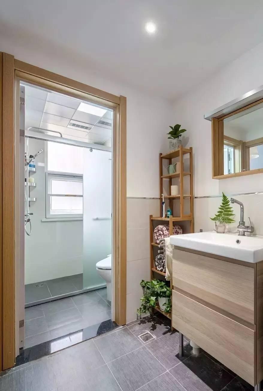 极简卧室设计隔断小户型客厅卧室隔断图片1