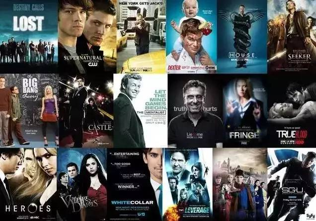 为什么说这10部美剧最适合高中生学习英语,看完你就知道了!