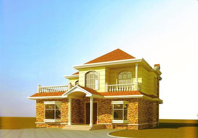 新农村两层自建房设计图,这套超级实用!