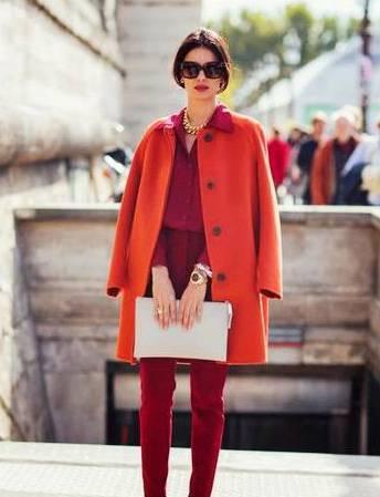 类似色服装搭配_超实用服装颜色搭配技巧,学会省上万块买衣服钱!