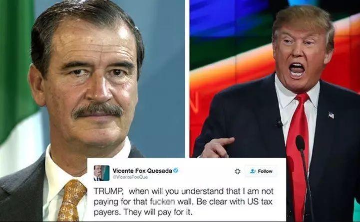博彩墨西哥前总统要竞选美国总统?我们分析了下可行性